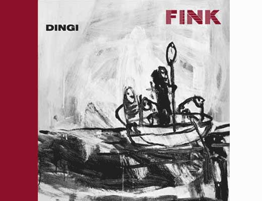 Fink – Dingi. Jewelcase Single. Artwork