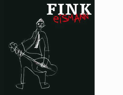 Fink – Eismann. Jewelcase Single. Artwork